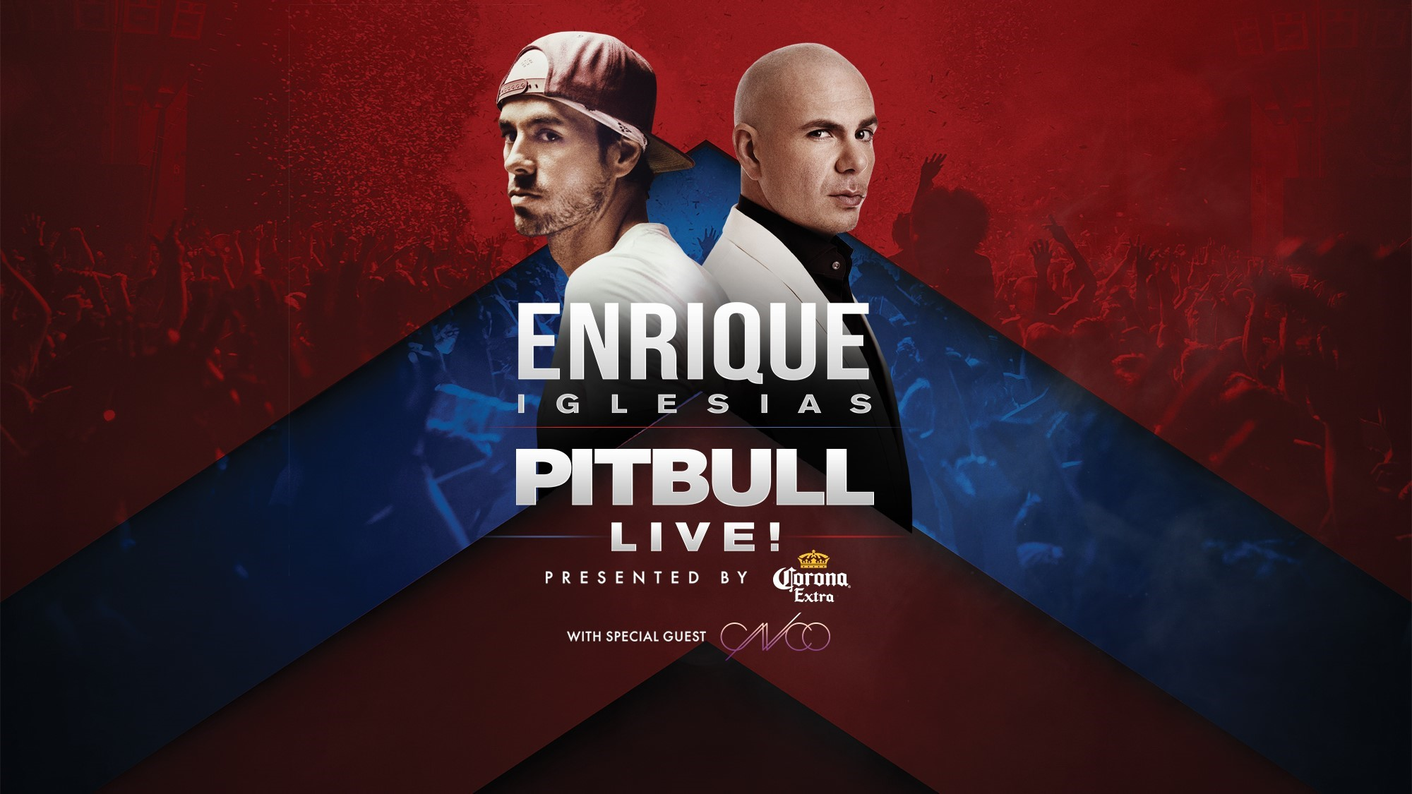 Top 5 Reasons Not To Miss Enrique Iglesias Pitbull Live Frank